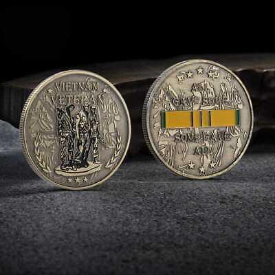 1PC Vietnam War Veteran Commemorative