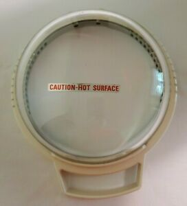 Complete Lid with Hinge for DAK Auto Bakery Bread Maker Model FAB-100-3