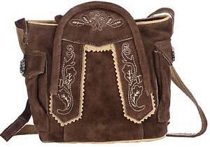 022d7a67702a Das Bild wird geladen Dirndltasche-Trachten-Handtasche -Trachtentasche-Oktoberfest-Echtleder-Leder