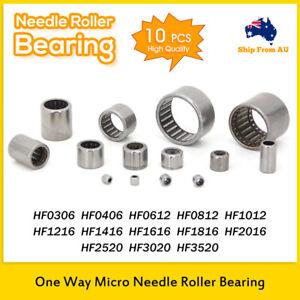 10Pcs-One-Way-Bearings-Micro-Needle-Roller-Bearings-0306-0406-0612-0812-1012