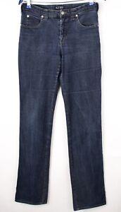 Armani Jeans Hommes Droit Jambe Slim Jeans Extensible Taille W30 L34 AVZ1459