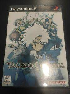 ⭐ TALES OF LEGENDIA SONY PLAYSTATION 2 PS2 JAPAN JAP NTSC-J ????⭐