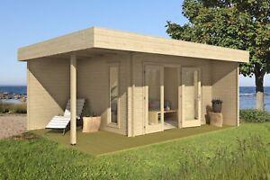 Holzfußboden Gartenhaus ~ 34 mm gartenhaus paris 600x430 cm gerätehaus holzhaus blockhaus holz