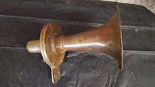 Vintage Brass Electric boat horn ?