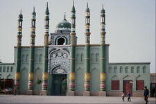 696093 The Uyghur Mosque In Turpan Taklamakan Desert Western China A4 Photo Prin