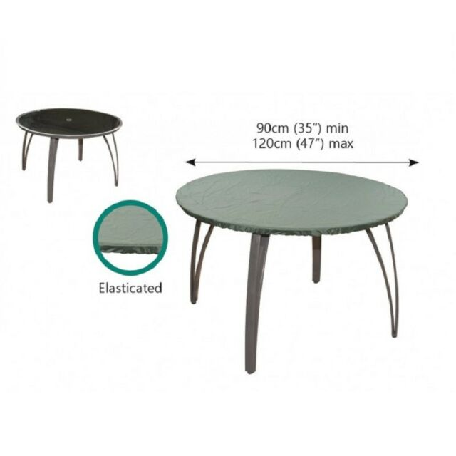 Picture 2 of 2  sc 1 st  eBay & Bosmere C547 4/6 Seat Circular Table Top Cover for sale online   eBay