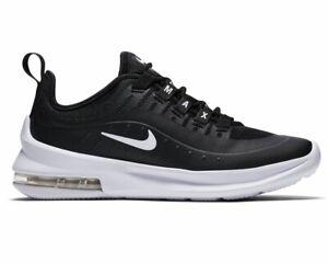 Detalles acerca de Nike Air Max Axis GS AH5222 001 Zapatillas Niño Negro Damas Gimnasio Zapatos