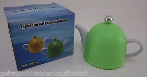 Teekanne-Kaffeekanne-mit-Kannenwaermer-aus-Keramik