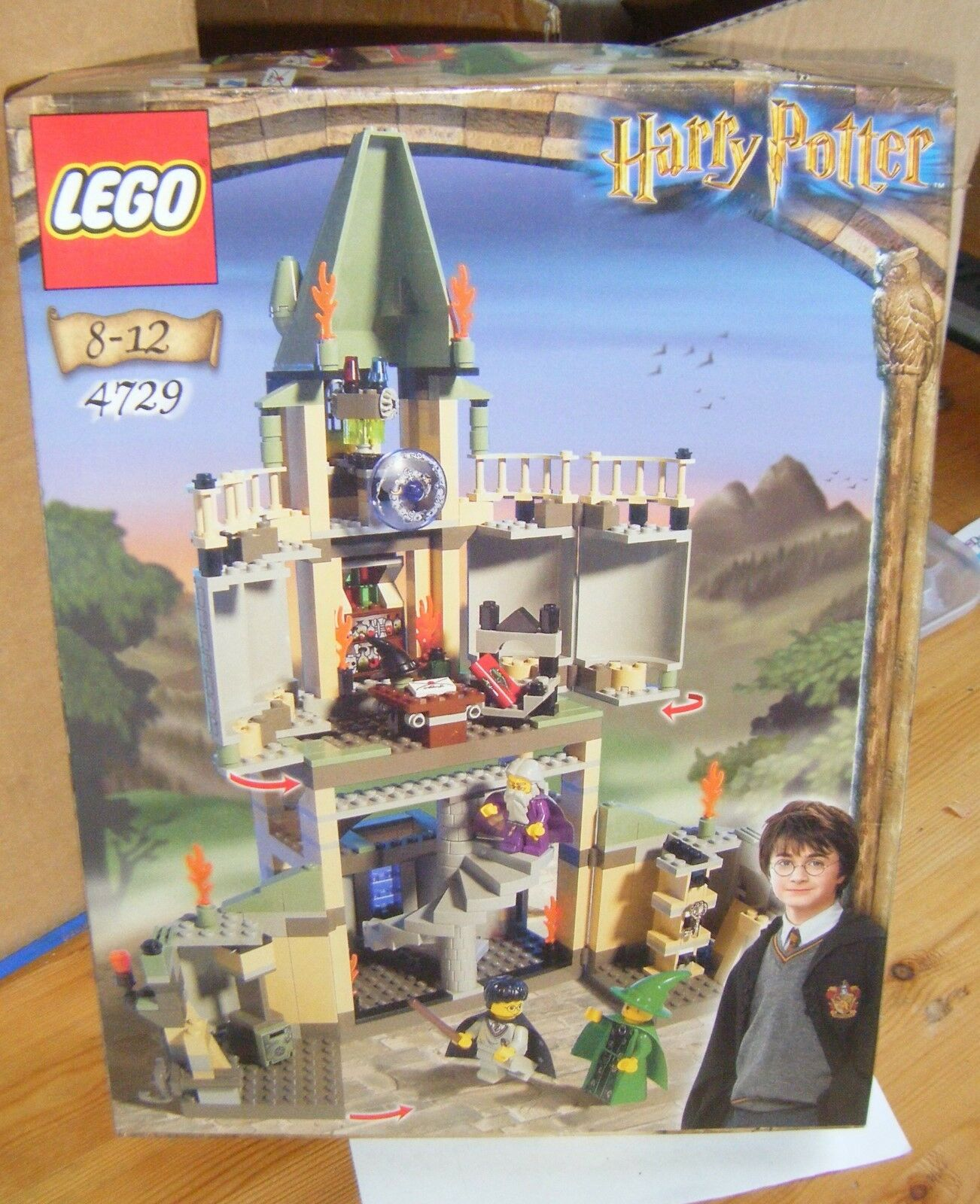 LEGO Harry Potter Set 4729 Ufficio di Silente-FACTORY SIGILLATO, RARO