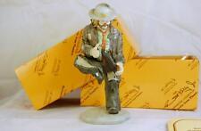 "Emmett Kelly Jr Miniature SAD CLOWN ""A HOLE IN THE SOLE"" 10007 Flambro ED3"