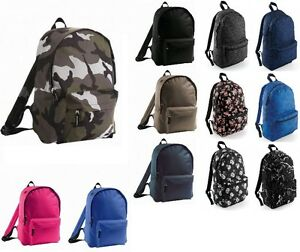 Mens-Boys-Girls-Backpack-Rucksack-School-Cycling-Travel-Laptop-Work-Bag-New-Lot
