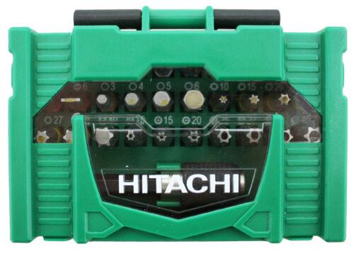 "Bithalter  1//4/"" Adapter TB 10 Hitachi Bit Box 40030019 32 teilig stapelbar Neu"