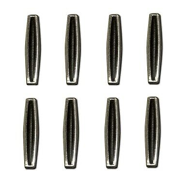 Mopar Plymouth Dodge Chrysler Bench Seat Mounting Nuts 1 1//4 inch set of 4 NEW