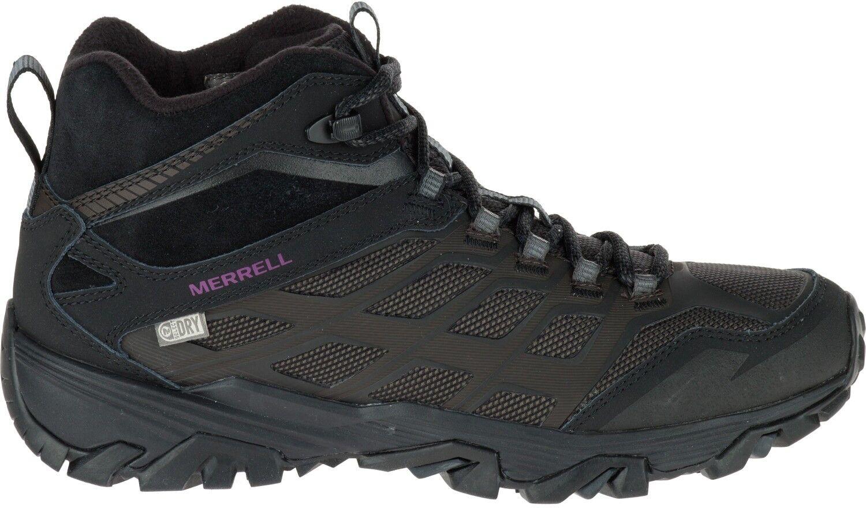 Merrell Moab FST Botas Ice Plus Thermo Damas Botas FST de Caminar-Negro 7c5b31