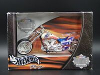 Hotwheels Racing Nascar Thunder Rides Sure Guard Motorcycle Toy Toys