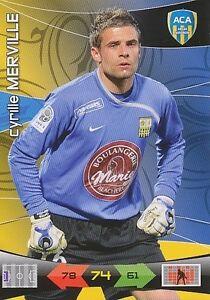 Cyrille Merville Ac.arles Avignon Carte Card Adrenalyn Ligue 1 2011 Panini D Ji28qk3m-07231833-831047255