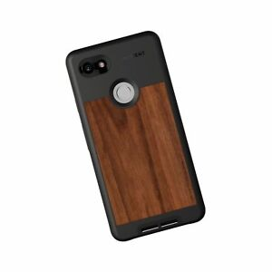 buy popular 37f8d bef08 Details about Pixel 2 XL Case || Moment Photo Case in Walnut Wood - Thin,  Pro... Free Shipping