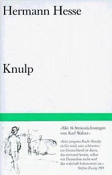 HermannBuchZustand akzeptabel Knulp von Hesse Bibliothek Suhrkamp Bd.75