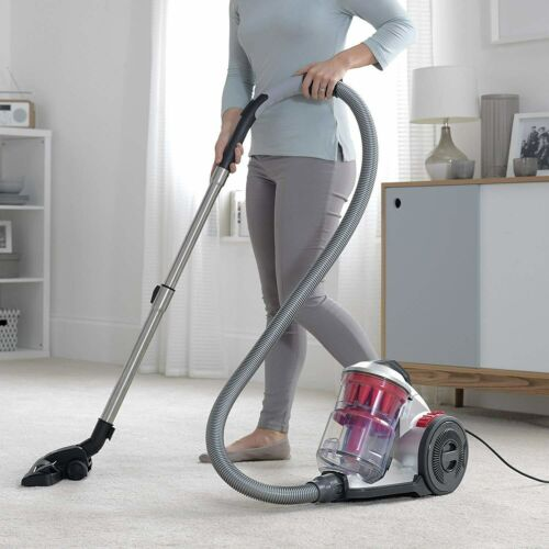 Vax CCQSAV1T1 Air Total Home Vacuum Cleaner - Grey & Red ccqsav1t1 691040297736