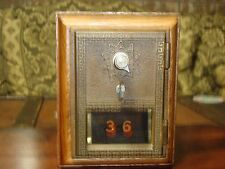 Vintage Brass PO Door #36 Mail Box Bank