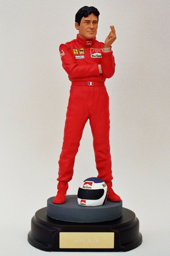 1 9 Endurance Figure Figurine Jean Alesi Ferrari 1991 VERY RARE NEW