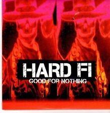 (CE826) Hard Fi, Good For Nothing - 2011 DJ CD