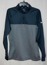 a4ab4b8ee item 3 Nike Men's Therma Core Obsidian Blue/Grey Half Zip Golf Top (854498- 454) s & M -Nike Men's Therma Core Obsidian Blue/Grey Half Zip Golf Top ...