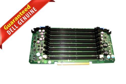 Genuine Dell PowerEdge R900 Memory DDR2 SDRAM 8 Slots Riser Board R587G 0R587G