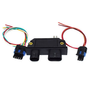 Details about Ignition Control Module W/ 2 Electrical Connectors Fit Asuna  GM GMC 10482827 NEW