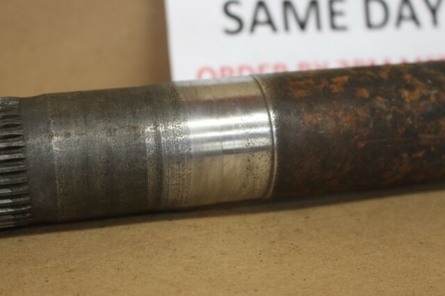Spicer 660182-5 Front Axle Shaft
