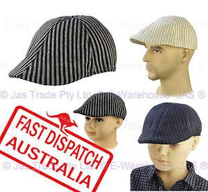 Men-Pageboy-Newsboy-Wedding-Costume-Driving-Golf-Great-Gatsby-20s-Flat-Cap-Hat