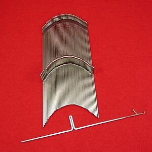 50x-KH830-Nadel-Brother-Strickmaschine-Knittingmachine-needles