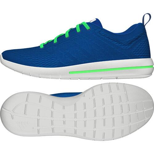New Adidas Element Urban Men's Running Training bluee shoes B33279