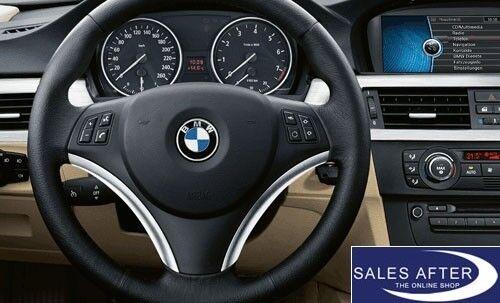 Original BMW E81 E87LCI E82 E88 E90 E91 X1 E84 Lenkrad Abdeckung Lenkradblende
