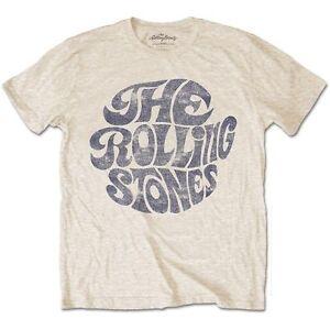 The-Rolling-Stones-Vintage-70-039-s-Logo-Official-Merchandise-T-Shirt-M-L-XL-Neu