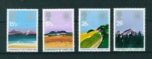 GB-QE-II-1983-Commonwealth-Day-full-set-of-stamps-Mint-Sg-1211-1214