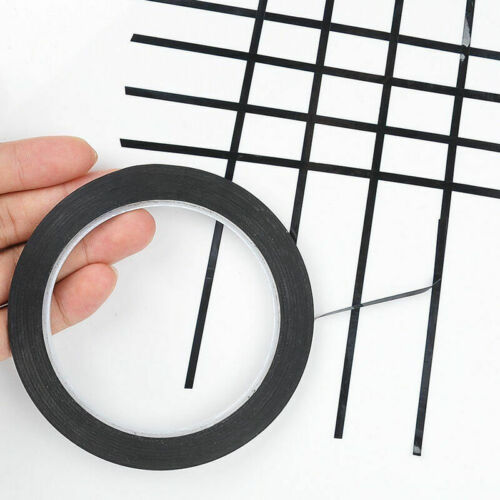 3mm Self Adhesive Whiteboard Grid Gridding Marking Tape Non Magnetic Fine 2019