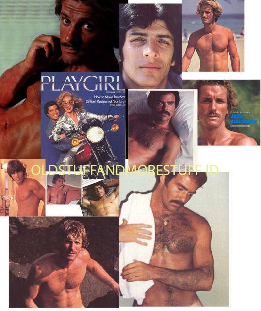 PLAYGIRL 9-77 HAIRY DANNY HARRINGTON! JOHN ALEXANDER UNCUT SEPTEMBER 1977
