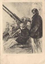 6986) WW2 MARINA, MARINAI AZIONANO CANNONE ANTIAEREO. VIAGGIATA.