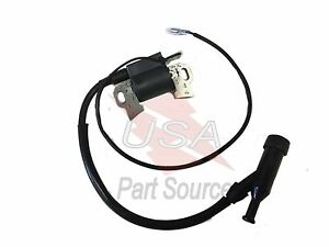 Details about Replacement Ignition Coil for Yamaha Gas Engine EF6600 EF5200  EF6200 MZ360 185F
