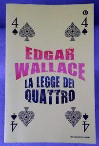 LA-LEGGE-DEI-QUATTRO-Edgar-Wallace-Mondadori-Oscar