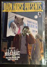 Dark Horse Presents (Vol 2) #10 NM- 1st Print Dark Horse Comics