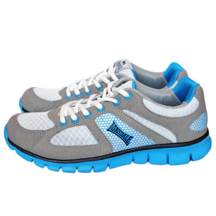 LONSDALE Salkeld LMA420  Herren Schuhe Sneaker Turnschuhe Gr 41 - 46 grau NEU