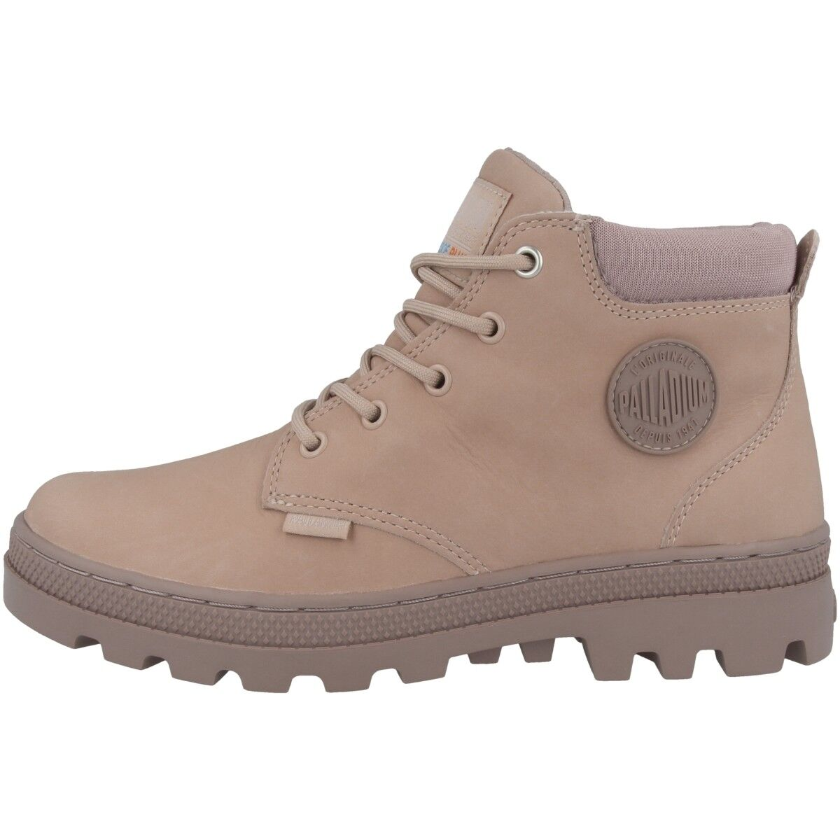 Palladium Pallabosse lo Cuff L Zapatos Alto Top mujer mujer mujer Deportiva Bota 95944-671 85f4f3