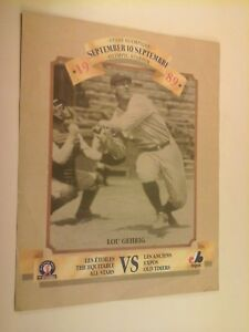 1989-Equitable-All-Stars-vs-Expos-Old-Timers-Series-Program-w-Lou-Gehrig-cvr