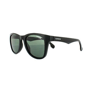 Image is loading Carrera-Sunglasses-5038-S-807-QT-Black-Green 426f1cb67e