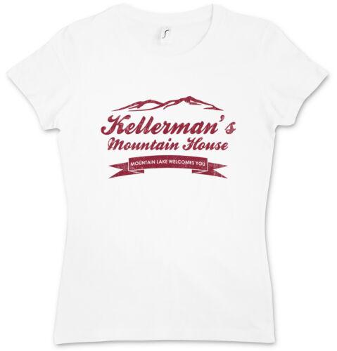 Kellerman/'s Mountain House i señora T-Shirt Lodge Dirty símbolo Baby Dancing logotipo
