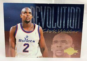 1994-95-SkyBox-Revolution-R10-CHRIS-WEBBER-Washington-Bullets