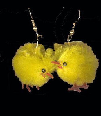 Easter Chick Earrings