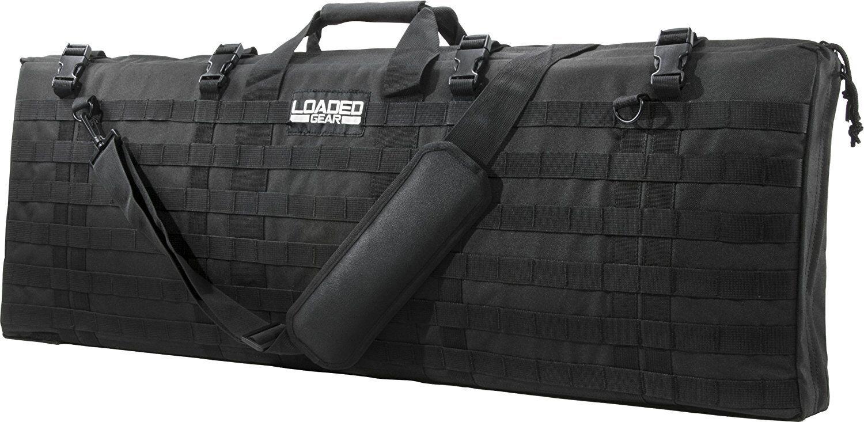 Barska BI12032 cargado Gear RX-300 Tactical Rifle Bolsa